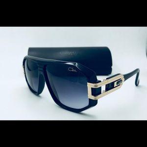 CazaMen's STYLE sunglasses 163 black gold color 65